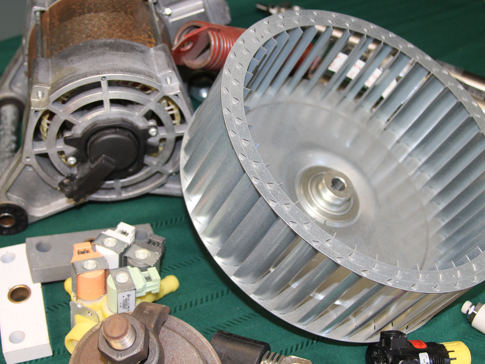 District Cleaners Equipment Parts